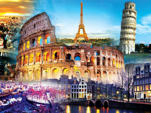 Highlights Of Europe Holiday Packages