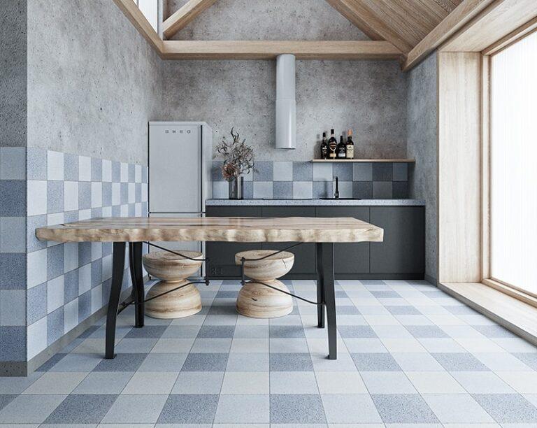 Why Terrazzo Tiles Become Popular in Bathroom Floor